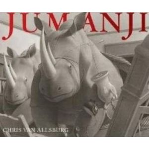 Jumanji - Chris Van Allsburg imagine