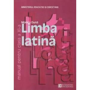 Limba latina. Manual pentru clasa a XI-a imagine