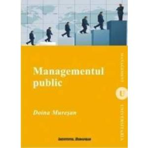 Managementul public - Doina Muresan imagine