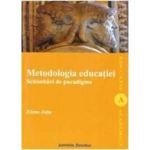 Metodologia educatiei - Elena Joita imagine