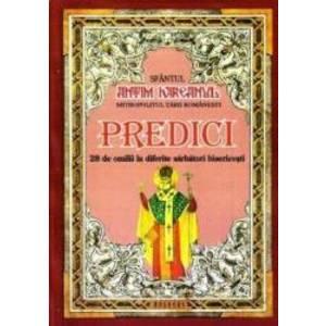 Predici - Sfantul Antim Ivireanul imagine