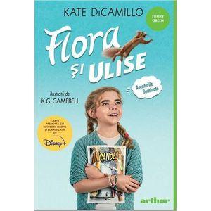 Flora si Ulise   Kate DiCamillo imagine