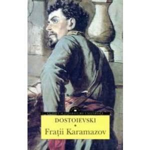 Fratii Karamazov vol.I and II imagine