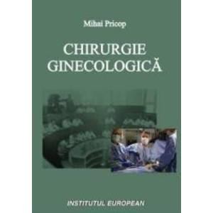 Chirurgie ginecologica - Mihai Pricop imagine