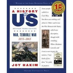 A History of US: War, Terrible War: A History of US Book Six imagine