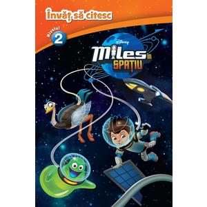 Miles în spațiu. Învăț să citesc (nivelul 2) imagine