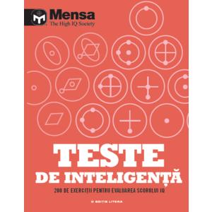 Teste de inteligenta - Mensa imagine
