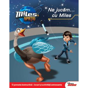 Miles în spațiu. Ne jucăm ... cu Miles imagine