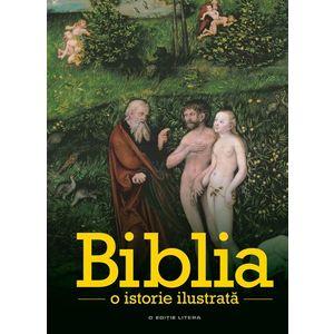 Biblia de colorat imagine
