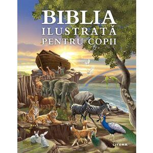 Biblia ilustrata pentru copii imagine