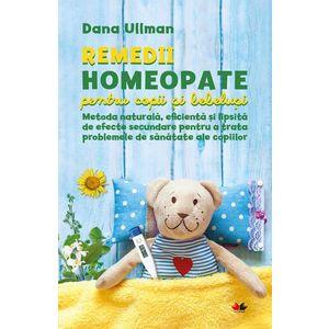 Remedii homeopate pentru copii și bebeluși imagine