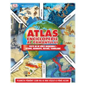 Atlas enciclopedic al Pamantului imagine