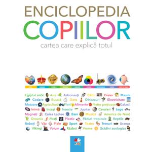 Enciclopedia copiilor. Cartea care explica totul imagine