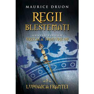 Regii blestemați. Lupoaica Franței (vol. 5) imagine