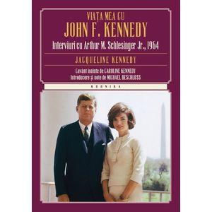Viața mea cu John F. Kennedy. Interviuri cu Arthur M. Schlesinger Jr., 1964 imagine