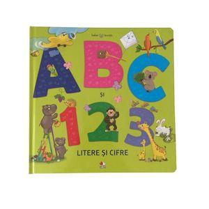 Alfabetul. Bebe invata imagine