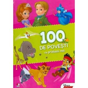 Disney. 100 de povești cu prietenii mei imagine