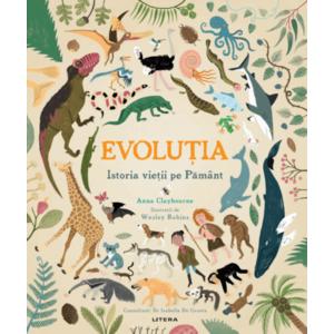 Evoluția. Istoria vieții pe Pământ imagine