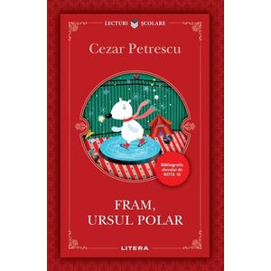Fram, ursul polar imagine