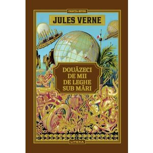Douazeci de leghe sub mari   Jules Verne imagine