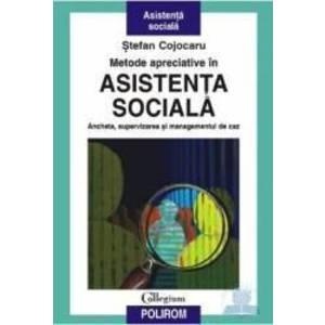 Metode Apreciative In Asistenta Sociala - Stefan Cojocaru imagine