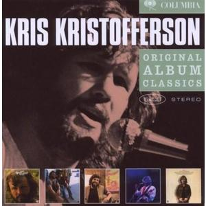 Original Album Classics Box Set | Kris Kristofferson imagine