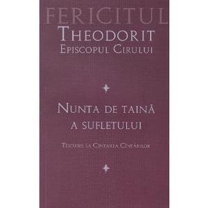 Nunta de taina a sufletului - Fericitul Theodorit, Episcopul Cirului imagine