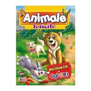 Animale fericite - Distractie in culori imagine